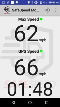SafeSpeed Monitor apk screenshot
