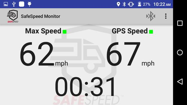 SafeSpeed Monitor screenshot 5