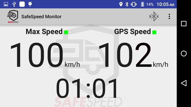SafeSpeed Monitor screenshot 7
