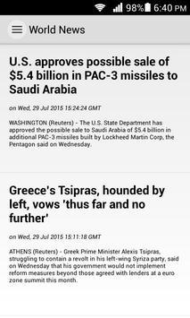 Prime News apk screenshot