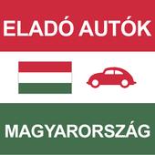 Eladó Autók Magyarország icon