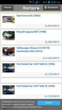 Eladó Autók Magyarország screenshot 4