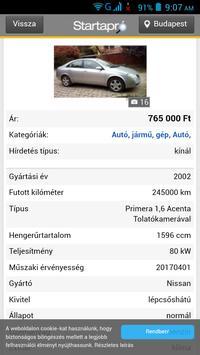 Eladó Autók Magyarország screenshot 5
