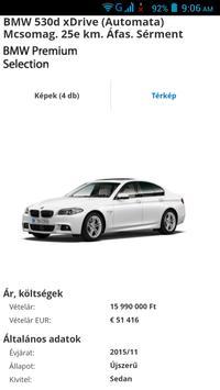 Eladó Autók Magyarország screenshot 14