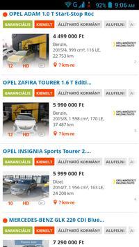 Eladó Autók Magyarország screenshot 1