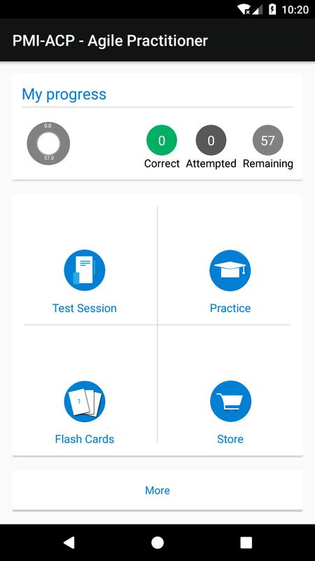 Test Prep Agile Certified Practitioner Pmi Acp Pour Android