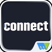 connect (English) icon