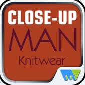 Close-Up Man Knitwear icon