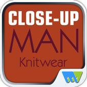 Close-Up Man Knitwear icon