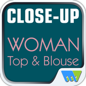 Close-Up Woman Top & Blouse icon