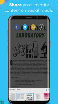 Analog Science Fiction & Fact apk screenshot