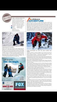 Adventure Magazine screenshot 1