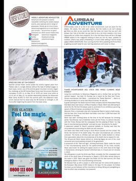 Adventure Magazine screenshot 6