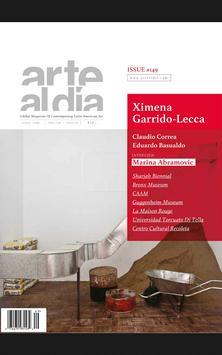 ARTE AL DIA International apk screenshot