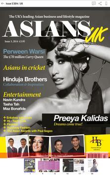 AsiansUK Magazine apk screenshot