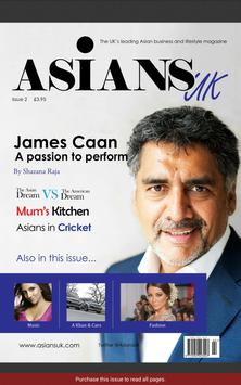 AsiansUK Magazine apk screenshot
