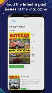 Autocar Vietnam poster
