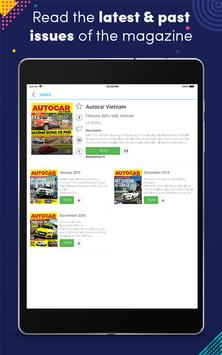 Autocar Vietnam screenshot 4