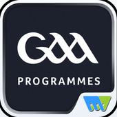 GAA Match Programmes icon