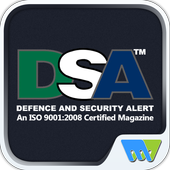 Defence and Security Alert icon
