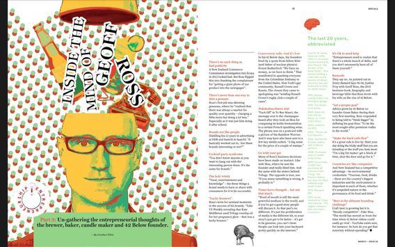 DRiNK Magazine apk screenshot