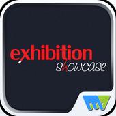 Exhibition Showcase icon