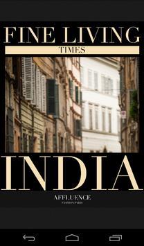 Fine Living Times India apk screenshot