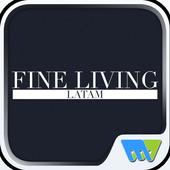 Fine Living Times Latam icon
