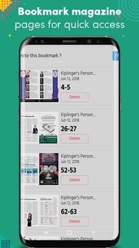 Kiplinger's Personal Finance apk screenshot