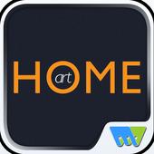 Home Art icon