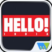 Hello! India icon