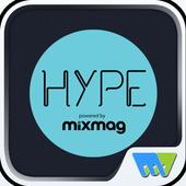 Hype icon