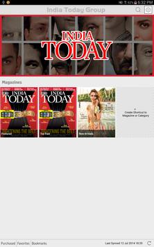 Poster India Today Group
