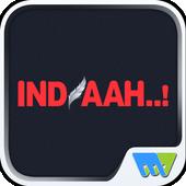 Indiaah icône