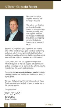 Los Angeles-Guide for the Arts screenshot 3