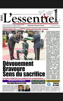 L'essentiel du Cameroun apk screenshot