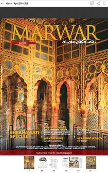 MARWAR India apk screenshot
