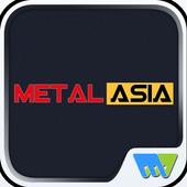 Metal Asia icon