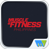 Muscle & Fitness Philippines icon
