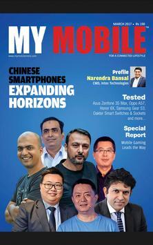My Mobile Magazine apk screenshot