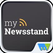 My Newsstand icon