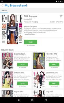 My Newsstand apk screenshot