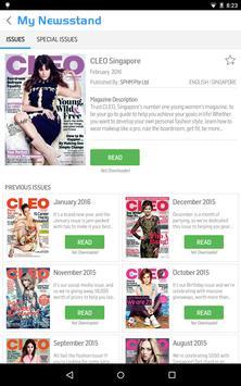 My Newsstand screenshot 2