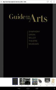 New York City-Guide for Arts apk screenshot
