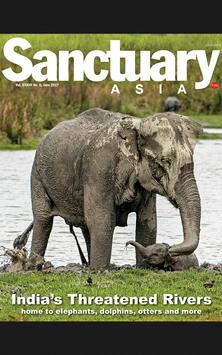 Sanctuary Asia apk screenshot