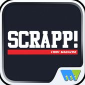 Scrapp! Fight Magazine icon