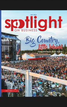 Spotlight on Business Magazine apk screenshot