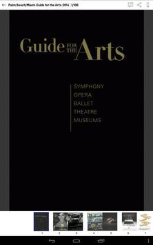Palm Beach-Miami-Guide for Art apk screenshot