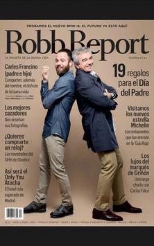 Robb Report Spain apk screenshot