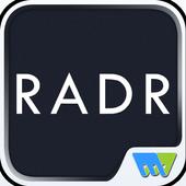 RADR Spotlight أيقونة
